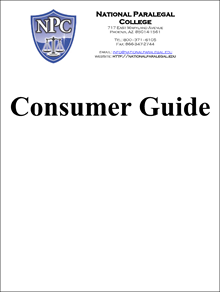 National Paralegal College Consumer Guide